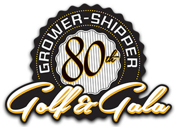 80th Annual Grower-Shipper Golf Tournament and Gala Events
